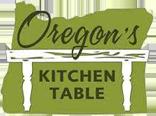 oregon's kitchen table logo